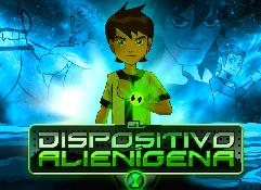 Ben 10 dispositivo alienigena