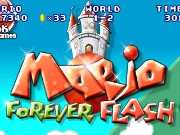 Super Mario Forever Flash