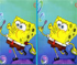 Sponge Bob - Spot The Difference